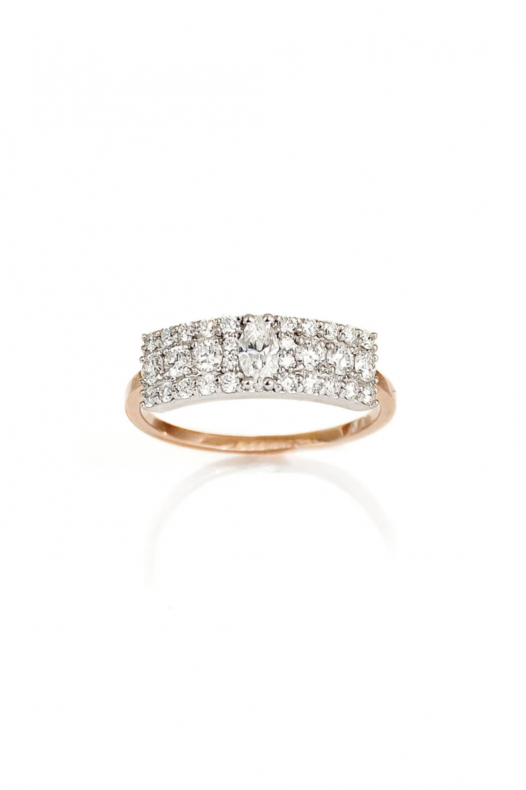 Second Wife 2 gold ring